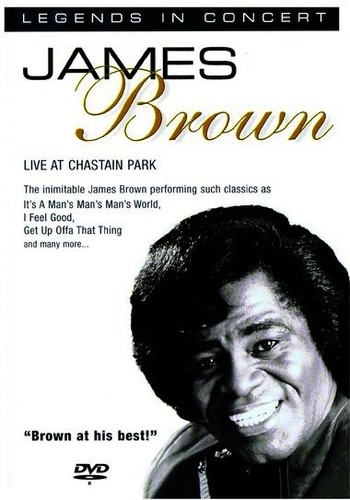 James Brown: Legends in Concert