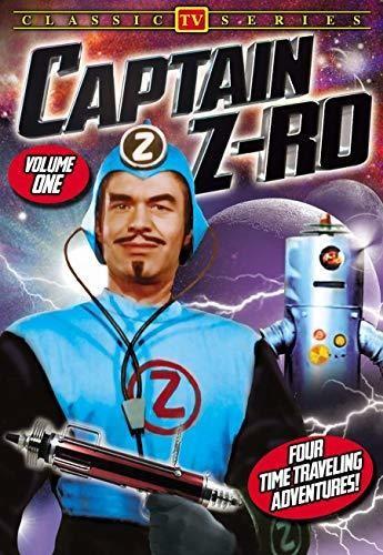 Captain Z-ro: Volume 1