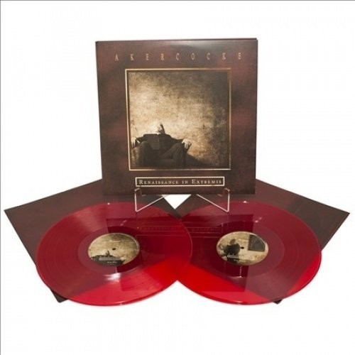 Akercocke - Renaissance In Extremis (Red)