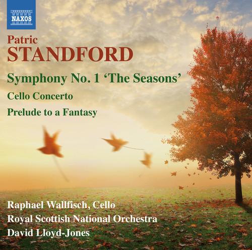 RAPHAEL WALLFISCH - Sym 1 The Seasons Cello Con & Prelude To A