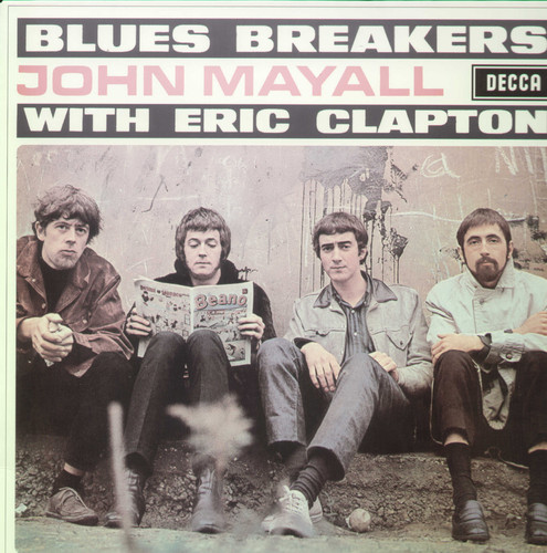 John Mayall & The Bluesbreakers - Bluesbreakers with Eric Clapton