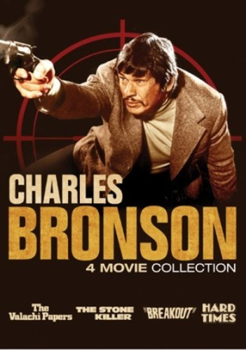 Charles Bronson: 4 Movie Collection