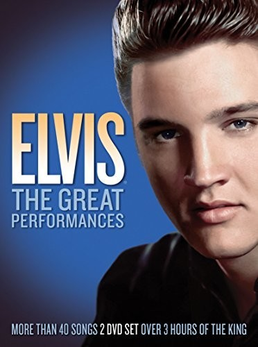 ELVIS - Great Performances (2pc)