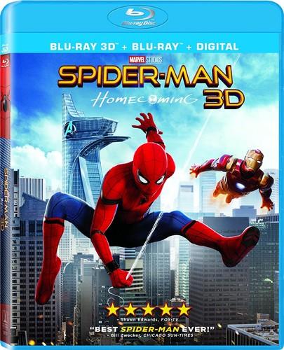 Spider-Man - Spider-Man: Homecoming [3D]