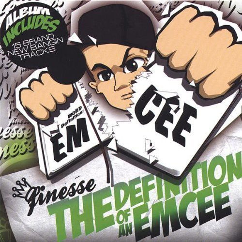 Definition of An Emcee