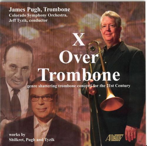X Over Trombone