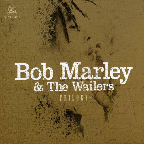 Bob Marley-Trilogy