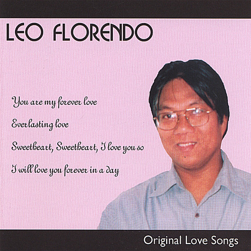 Leo Florendo Original Love Songs