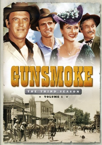 Gunsmoke: The Third Season Volume 1