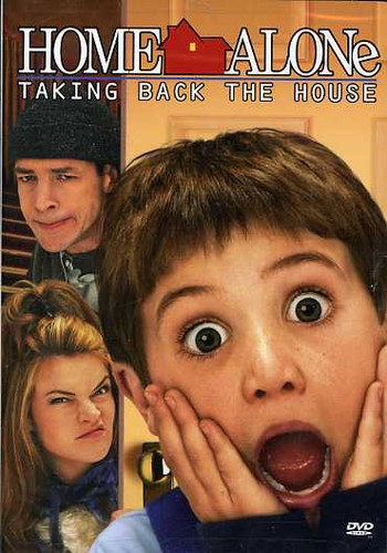 Home Alone [Movie] - Home Alone 4: Taking Back The House