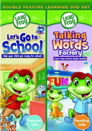Leapfrog Lets Go to School /  Talking Words [Import]