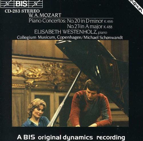 Piano Concertos 20 D minor KV466