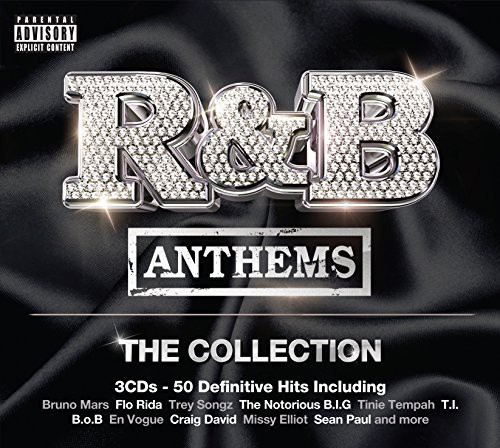 R&B Anthems the Collection /  Various [Import]