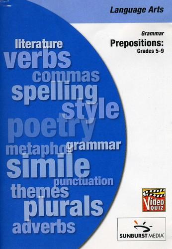 Prepositions Video Quiz