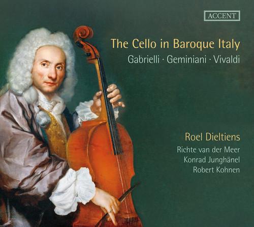 Cello in Baroque Italy