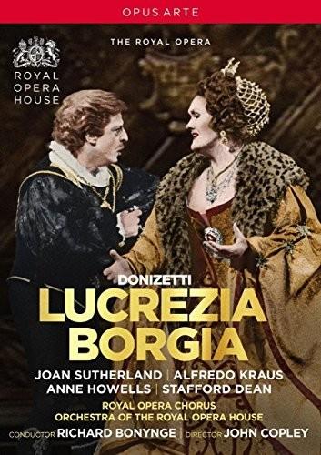 Gaetano Donizetti: Lucrezia Borgia