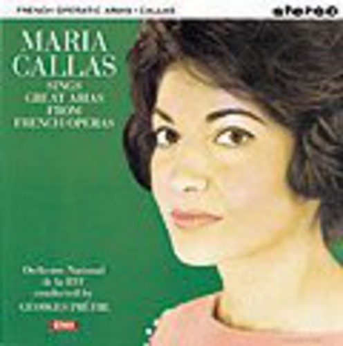 Great Arias from French Operas