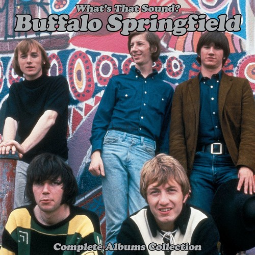Buffalo Springfield - What's That Sound? - Complete Albums Collection [LP Box Set]