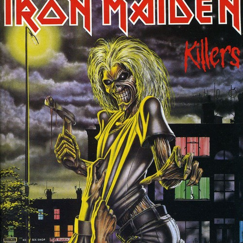 Iron Maiden - Killers [Import]