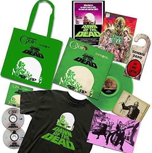 Claudio Simonetti Box Dlx Ltd Aniv - Dawn Of The Dead / O.S.T. (W/Cd) [Colored Vinyl] (Grn)