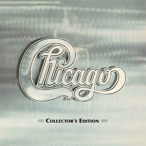 Chicago - Chicago II Collector's Edition (2CD/2LP/1DVD)