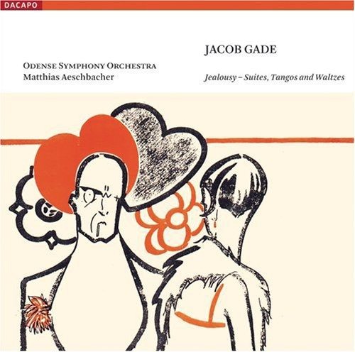 Odense Symphony Orchestra - Jealousy - Suite Tangos & Waltzes