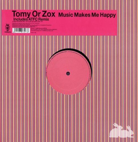 Music Makes Me Happy Remixes