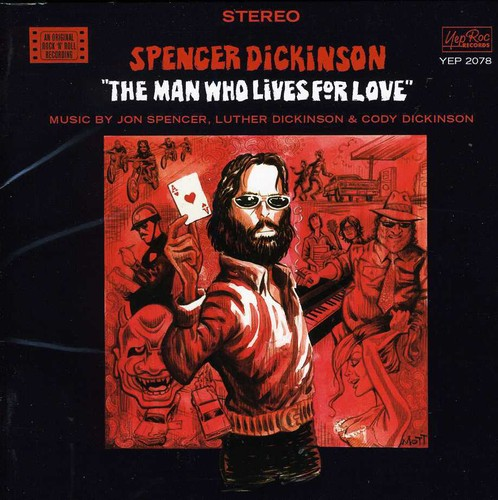 Spencer/Dickinson - The Man Who Lives For Love