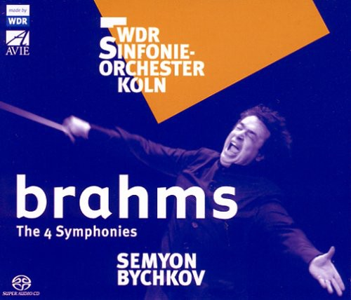 WDR Sinfonie-Orchester Koln - Four Symphonies