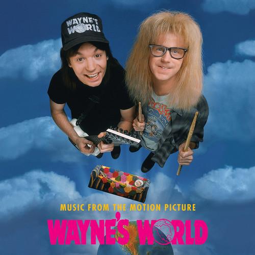 Wayne's World [Movie] - Wayne's World [Rocktober 2017 Limited Edition Pink & Blue 2LP Soundtrack]