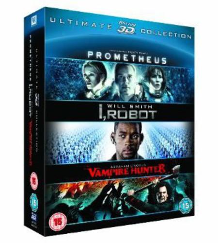 Prometheus /  I Robot /  Abraham Lincoln 3D [Import]