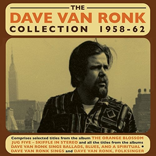 Dave Van Ronk Collection 1958-62