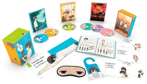 Tanaka-kun Is Always Listless (premium Box Set)