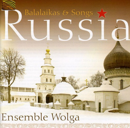 Russia: Balalaikas and Songs