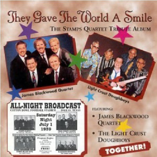 They Gave the World a Smile: Stamps Tribute Album
