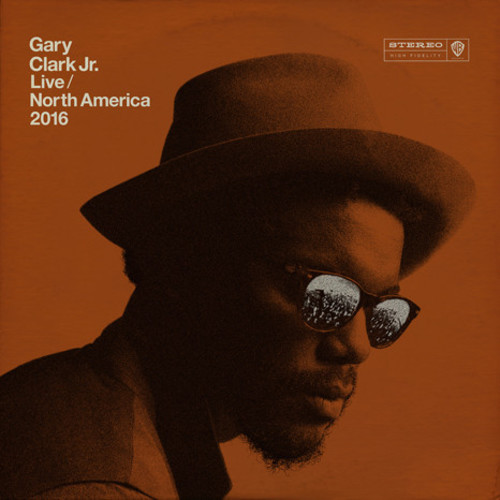 Gary Clark Jr. - Live North America 2016 [LP]