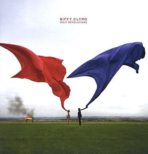 Biffy Clyro - Only Revolutions (Hk)