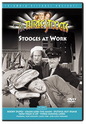 The Three Stooges: Stooges at Work