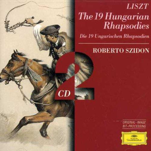 19 Hungarian Rhapsodies