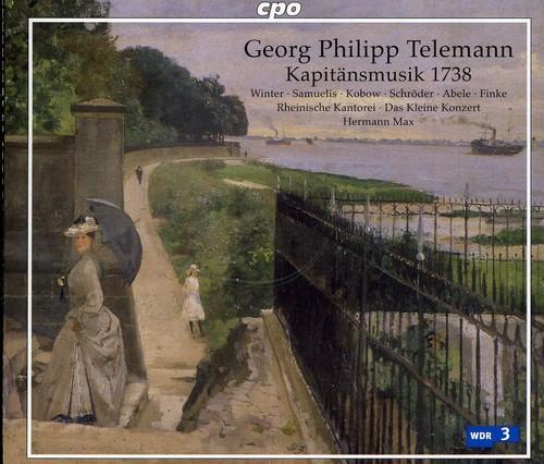 Kapitansmusik 1738