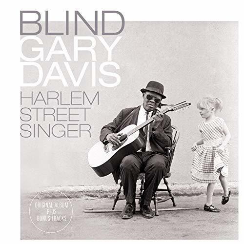 Blind Davis Gary - Harlem Street Singer