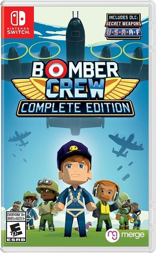 BOMBER Crew Complete Edition for Nintendo Switch