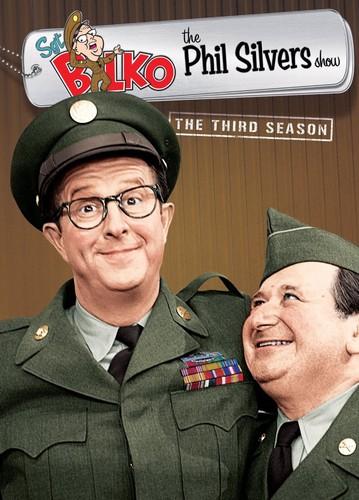 SGT Bilko: The Phil Silvers Show - Season Three
