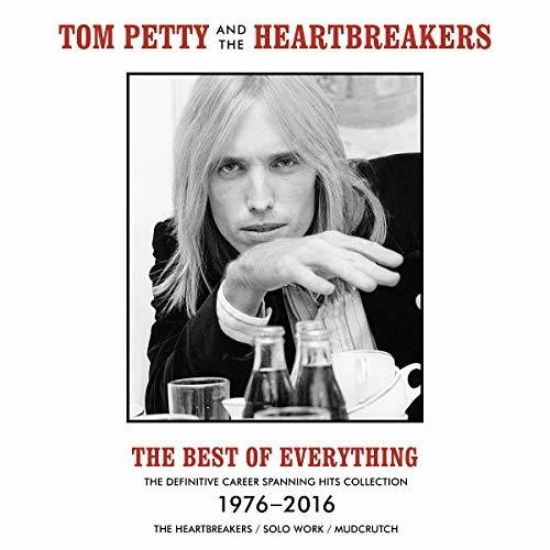 Tom Petty - Best Of Everything: Definitive Career Spanning Hits Collection1976-2016