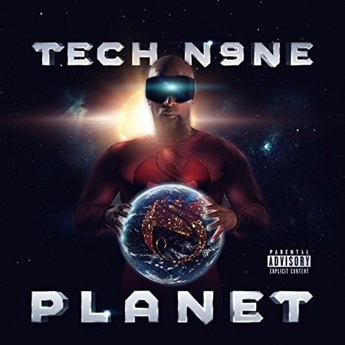Tech N9ne - Planet [Deluxe Edition]