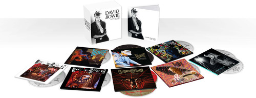 David Bowie - Loving The Alien (1983-1988) [11CD Box Set]