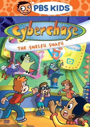 Cyberchase: The Snelfu Snafu