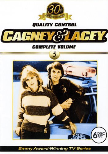 Cagney & Lacey: Complete Volume 5