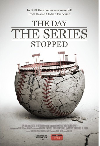 Espn Films - 30 for 30: The Day the Series Stopped