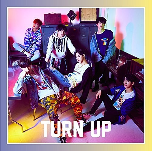 Got7 - Turn Up: Type C